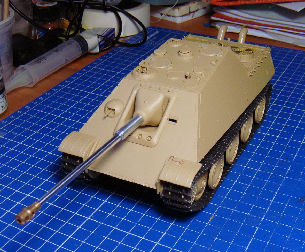 Jagdpanther (Late\поздний вариант) (Tamiya 35203 1/35) 9Qt3esy_69o
