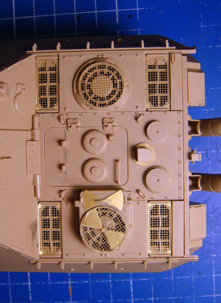 Jagdpanther (Late\поздний вариант) (Tamiya 35203 1/35) _5UszKewsFU