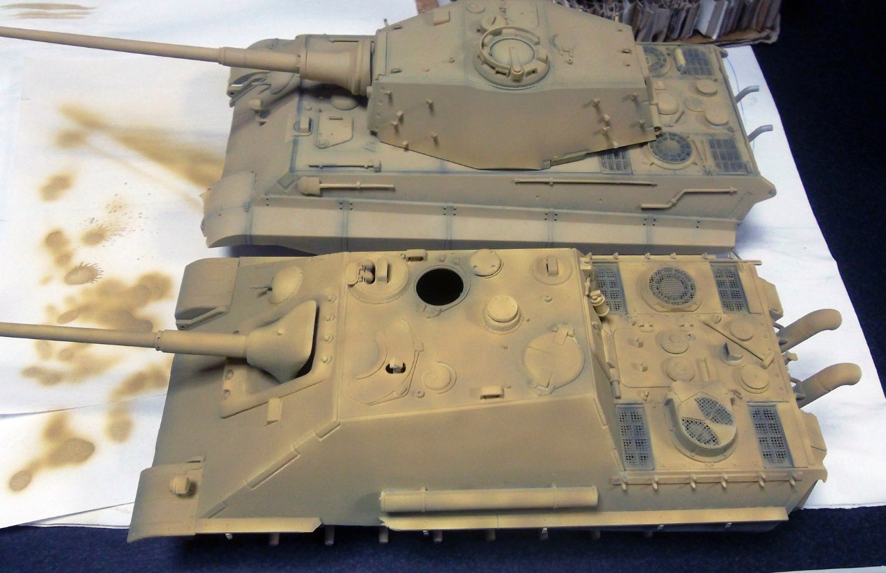 Jagdpanther (Late\поздний вариант) (Tamiya 35203 1/35) HwfiHyhpW74
