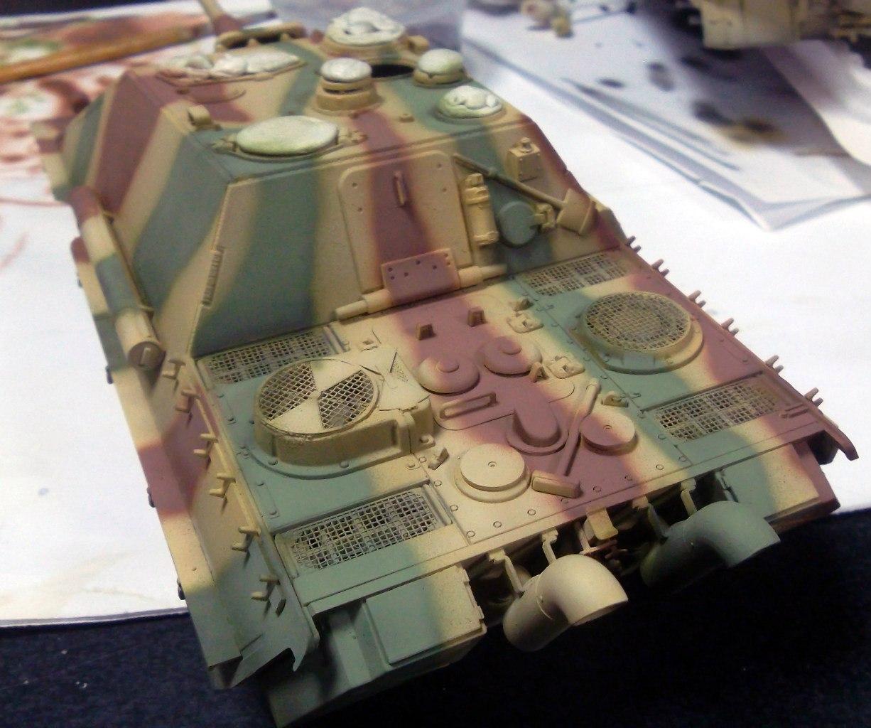 Jagdpanther (Late\поздний вариант) (Tamiya 35203 1/35) Bmglja3A8ik