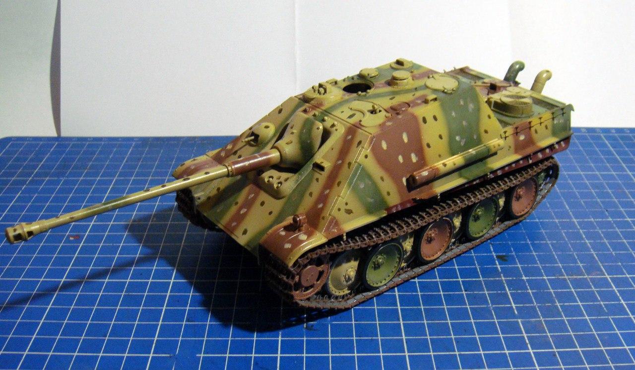 Jagdpanther (Late\поздний вариант) (Tamiya 35203 1/35) VHNDE8ktijI