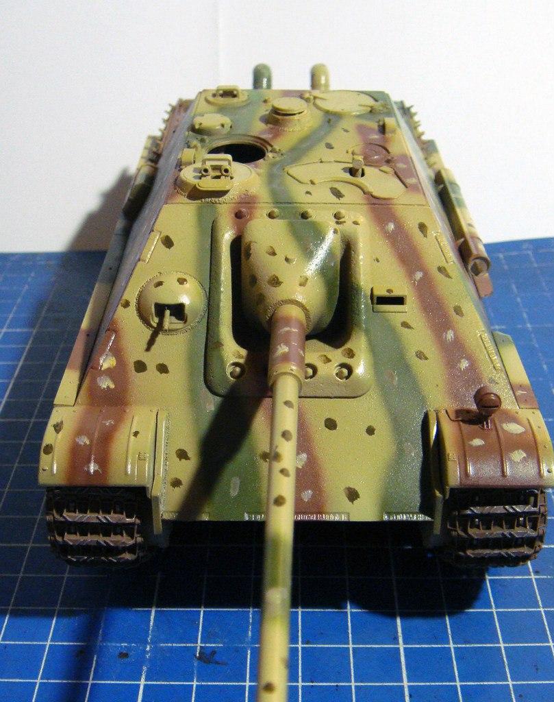 Jagdpanther (Late\поздний вариант) (Tamiya 35203 1/35) 7b7VaLUmpt8
