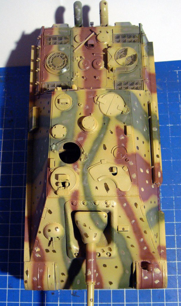 Jagdpanther (Late\поздний вариант) (Tamiya 35203 1/35) GEjWG4egGxw