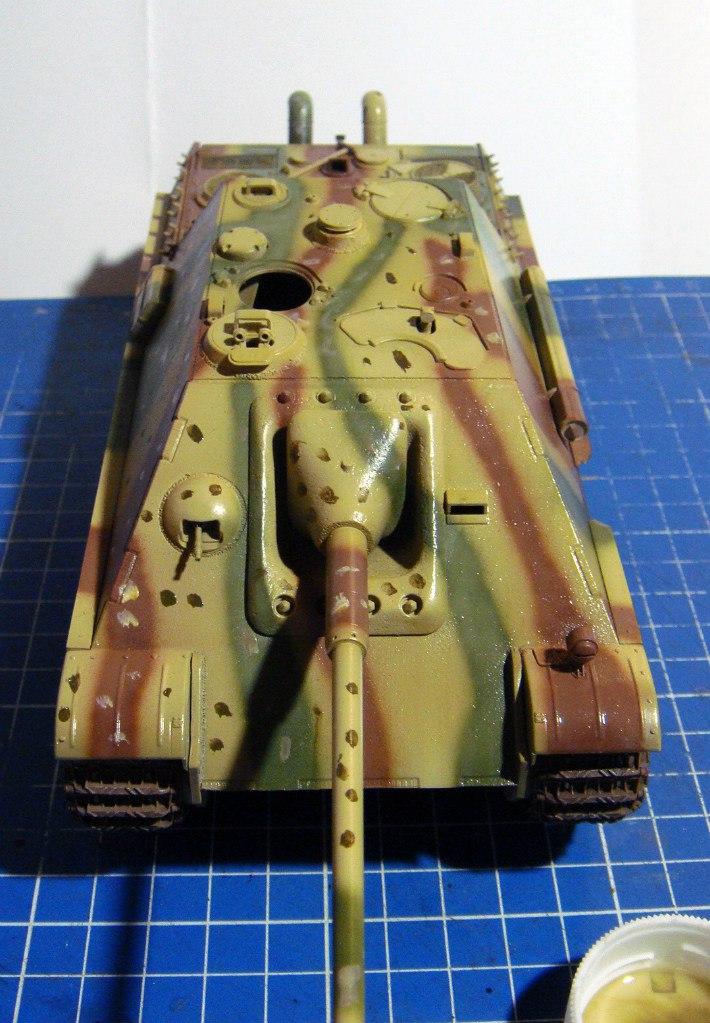 Jagdpanther (Late\поздний вариант) (Tamiya 35203 1/35) Vh2yvg5F9E8