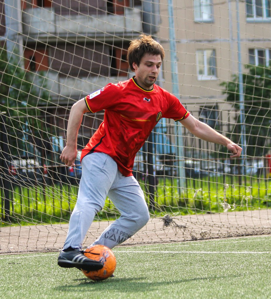 Вахтанг Хасая в игре ЖКВД - Медвежья Лапа