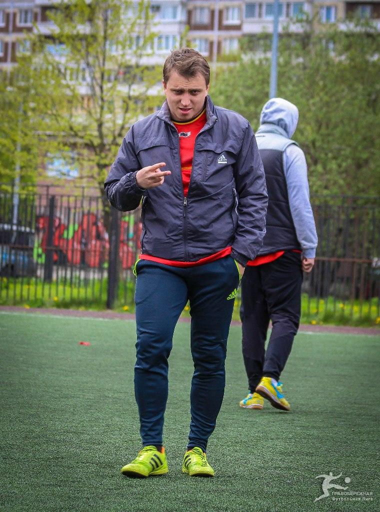 Артём Карасёв перед матчем ЖКВД - Спальный Район