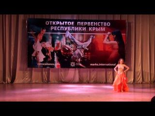 «Открытое Первенство Крыма» по oriental dance, г. Симферополь, 31.01.2016, часть 21
