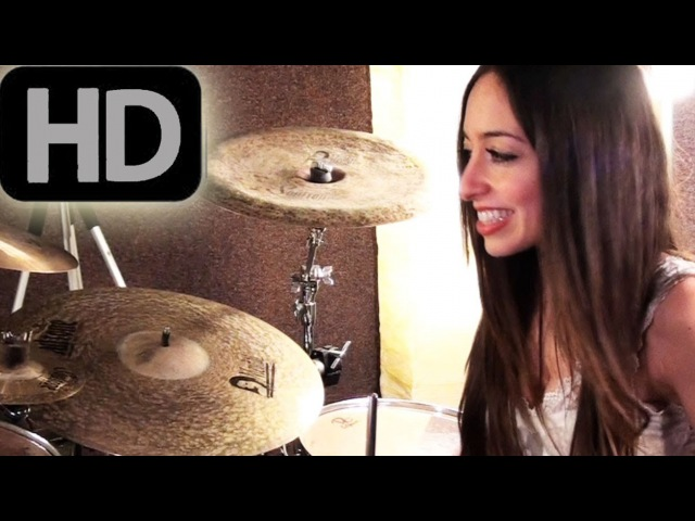Rush (YYZ) - Drum Cover By Meytal Cohen