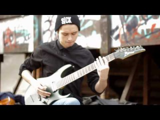 Chelsea Grin-To Ashes (Guitar Cover)