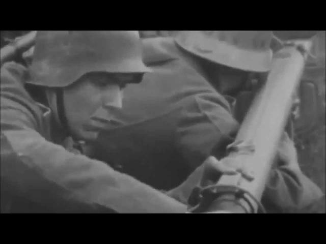 Редкие кадры последних сражений войск СС (Ваффен-СС). Февраль - Апрель 1945 года.
