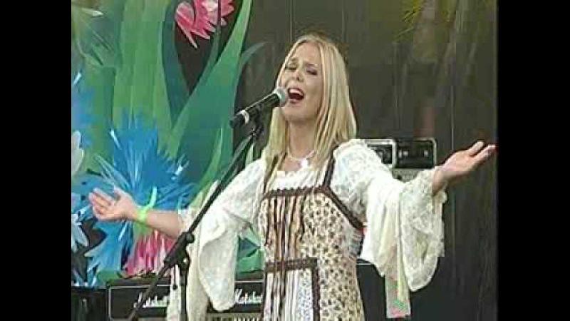 Пелагея - Нюркина песня (НАШЕствие 2009)