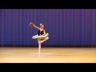 Оксана Бондарева - Вариация Китри из балета