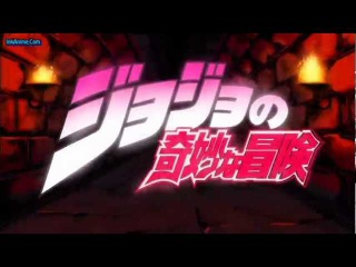 Jojo Bizarre Adventure The Animation 1 Opening (Sub Español)