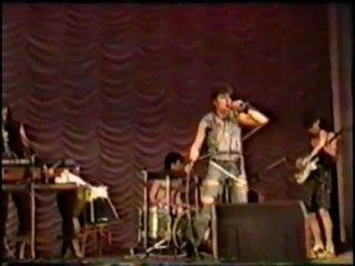 Сектор газа-Концерт в Губкине (20.10.1991)