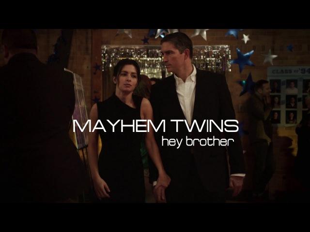 Person of Interest | Mayhem Twins | Hey Brother