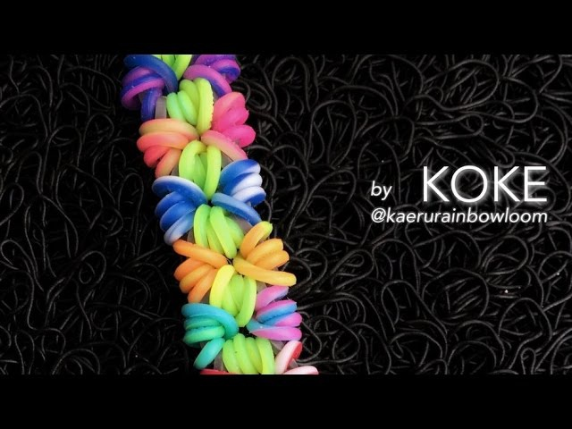 KOKE Hook Only bracelet tutorial