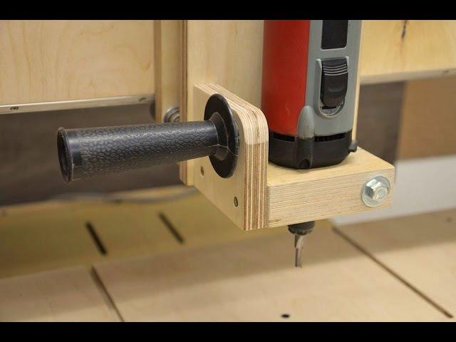 Making a 3D Router (Part8)