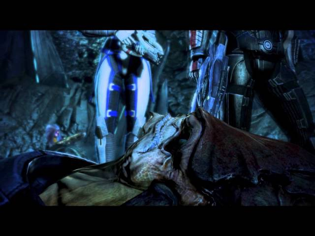 Mass Effect 3 - Anthem of the Lonely (GMV)