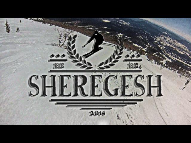 Sheregesh 26.03.14 Mustag. П. Шерегеш.