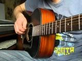 Алсу - Зимний сон - песня под гитару