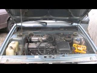 Двигатель на ВАЗ 2108, 2109, 21099, 2110, 2115 1,5 инжектор с разбора