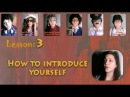Learn Romanian with Nico - Lesson 3: How to Introduce Yourself