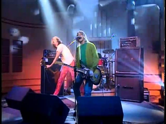 Nirvana Territorial Pissings Live Tonight Sold Out