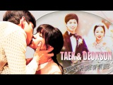 TAEK ♥ DEOKSUN │YOURE THE LOVE OF MY LIFE [ REPLY 1988 MV ]