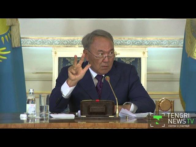 Назарбаев В Казахстане все слухи распускает государственная служба