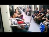 новые вагоны метро в баку