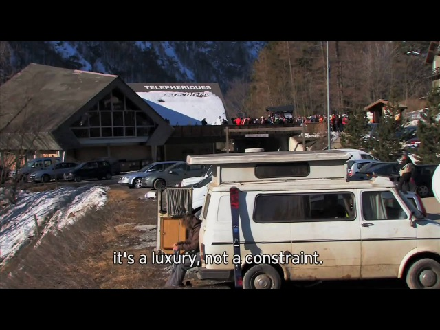 EP10 Salomon Freeski TV - La Grave ski bum