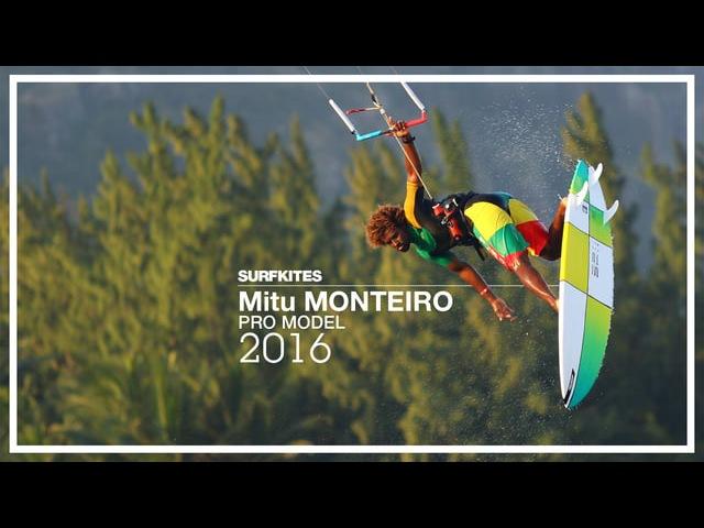F-ONE MITU MONTEIRO Pro model 2016