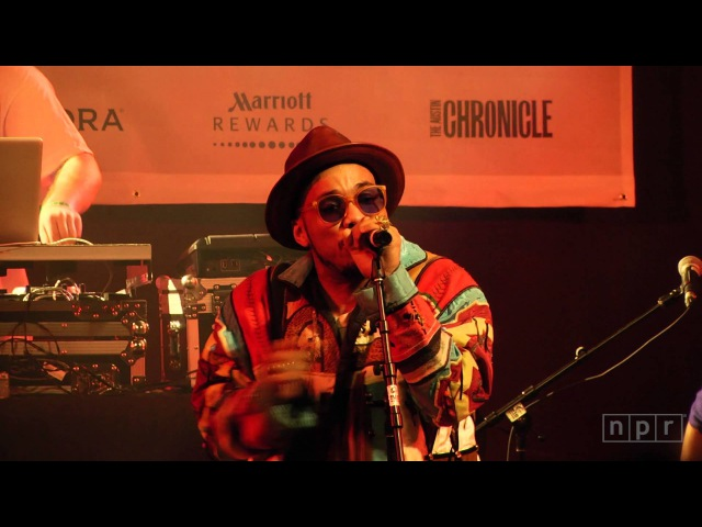 Anderson .Paak The Free Nationals: SXSW 2016 | NPR MUSIC FRONT ROW
