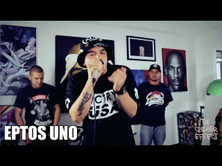 The Cypher Effect - Big Killa / El Tipo ( Borderline ) / Eptos Uno
