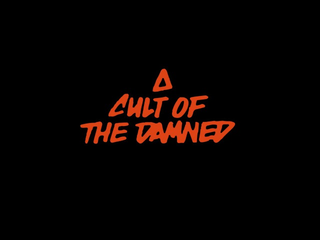 Cult of The Damned - Cult of The Damned (OFFICIAL MUSIC VIDEO)