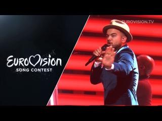 Guy Sebastian - Tonight Again (Вторая репетиция Австралии на Евровидении 2015)