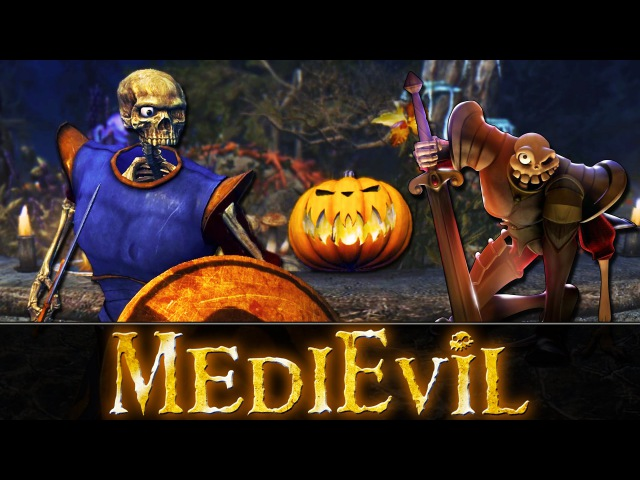 Skyrim Mod Medievil - Hero of Gallowmere
