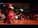 Chicho y Juana bailan Milonguea del Ayer