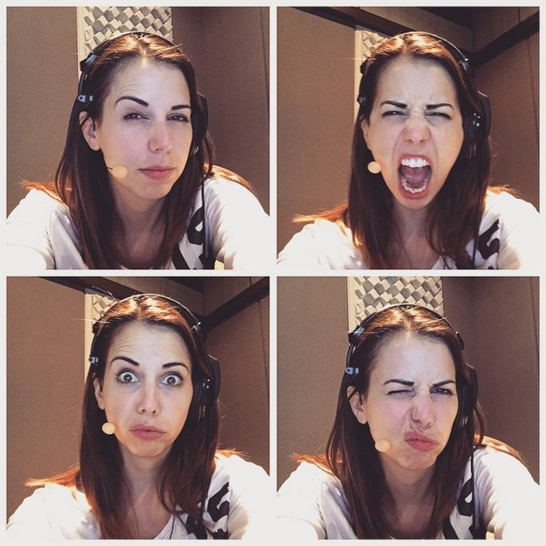 Laura bailey voice actress fan page vk