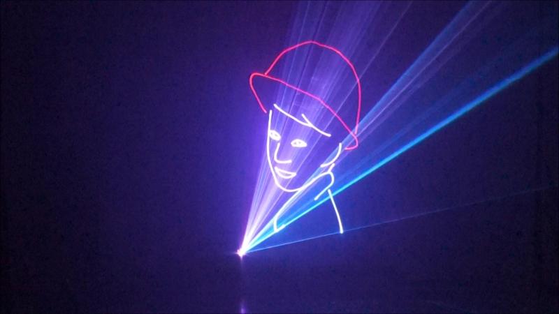 Лазерный ролик для компании Салаватстекло.