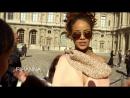 Dior Spring-Summer 2016 Ready-to-Wear - Celebrities