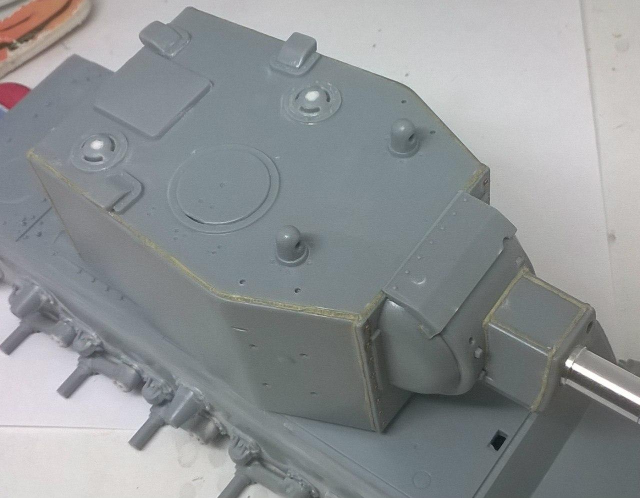 КВ-2 (Восточный Экспресс) 1/35 D3v0vKyBllM