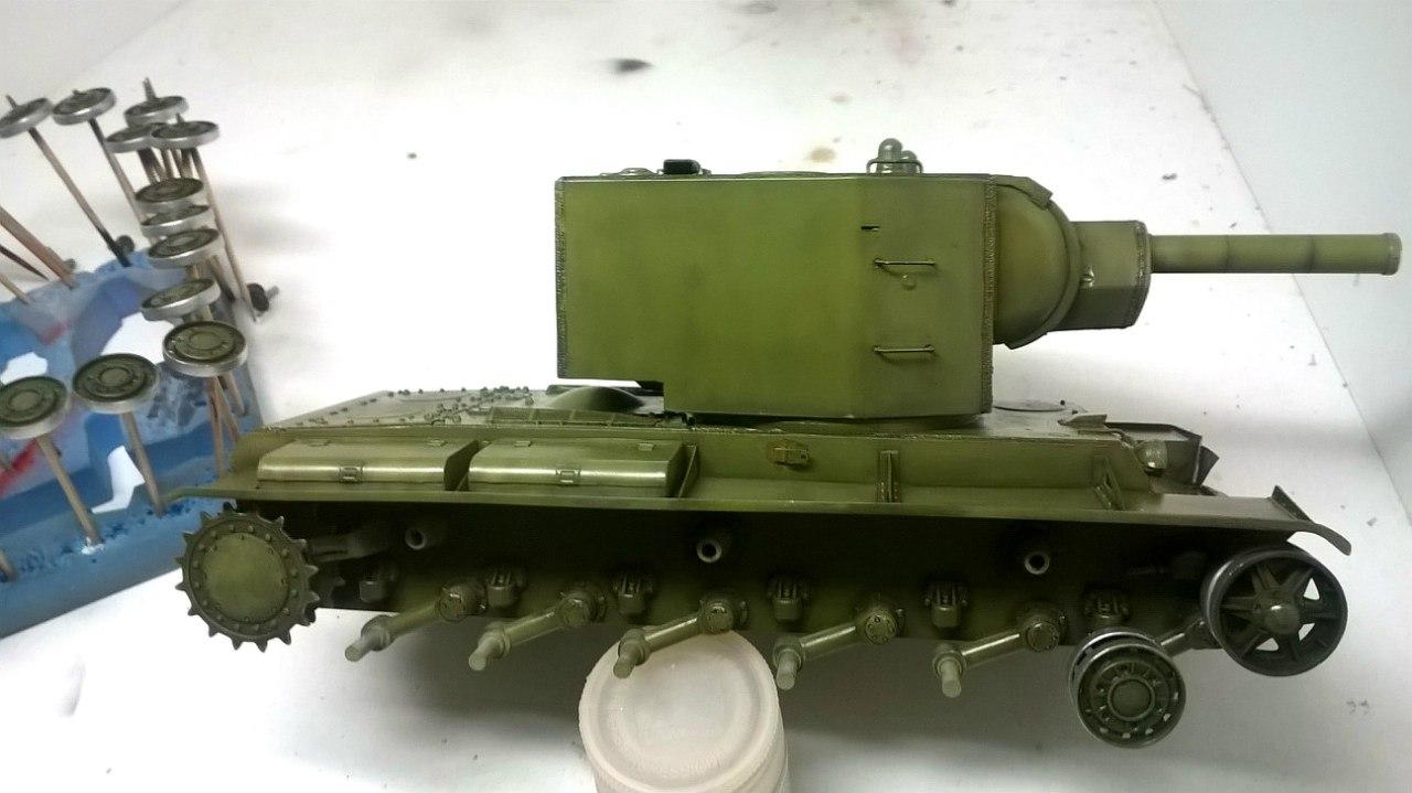 КВ-2 (Восточный Экспресс) 1/35 - Страница 2 Fuf22F6HaxY