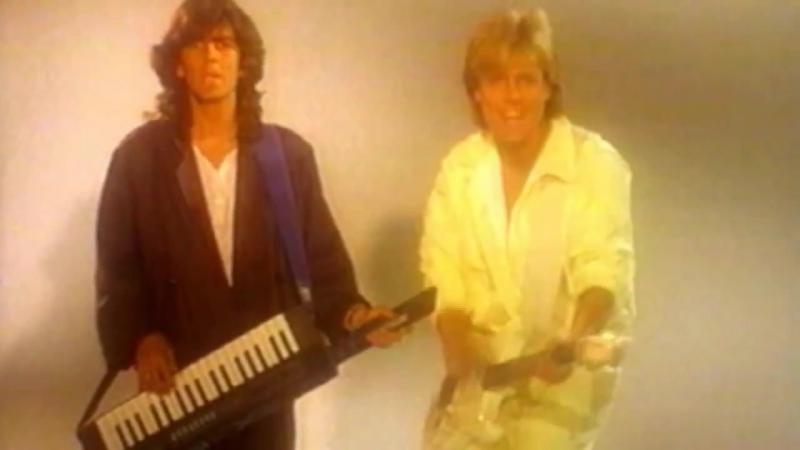 Modern Talking - You Can Win If You Want (1985 HD)