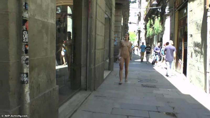Lauren Nude in Public 2nd 4