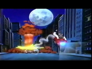 Biker Mice from Mars HD Widescreen Intro - Opening - Theme (1993)