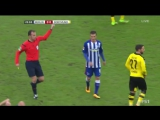 Бундеслига 15-16 / 20-й тур/ Герта 0:0 Боруссия Дортмунд (1 тайм) | vk.com/dfb_ru