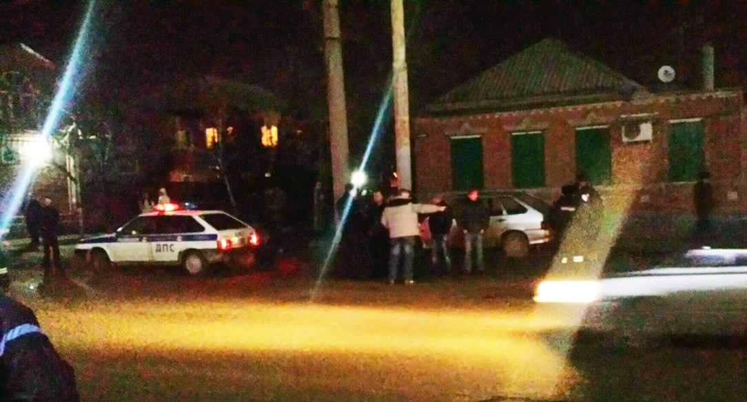 В Таганроге в районе ТРЦ «Мармелад» насмерть сбили пешехода