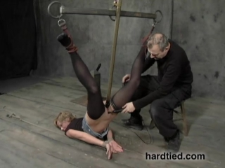 Hardtied  Savannah Addams (bondage, humiliation, devices, бондаж, унижения, девайсы)