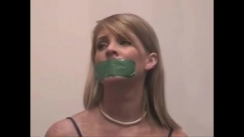 Kaylee J - Handcuffs, Rope, Duct Tape